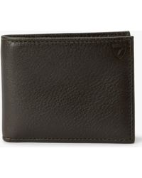Aspinal - Leather Billfold Wallet - Lyst