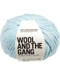 Wool And The Gang | Crazy Sexy Super Chunky Yarn | Lyst