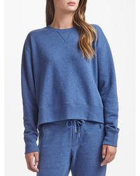 Ralph Lauren - Polo Fleece Round Neck Sweatshirt - Lyst