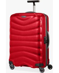 Samsonite - Firelite 4-wheel 69cm Medium Spinner Suitcase - Lyst