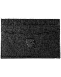 Aspinal - Leather Slim Credit Card Case - Lyst
