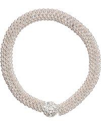 John Lewis - Effervescent Glass Bracelet - Lyst
