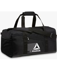 Reebok - Active Foundation Grip Duffle Bag - Lyst
