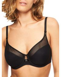 Chantelle - Aeria Light Tulle Spacer Full Cup Bra - Lyst