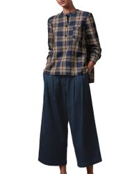 Toast - Pleat Front Trousers - Lyst