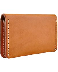 Red Wing - Leather Card Holder Wallet - Lyst