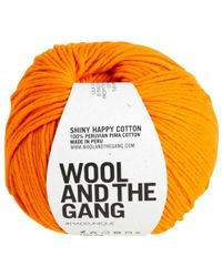 Wool And The Gang - Shiny Happy Aran Yarn - Lyst