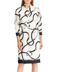 Ralph Lauren - Lauren Namzie Dress - Lyst
