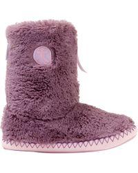 Bedroom Athletics - Monroe Slipper Boots - Lyst