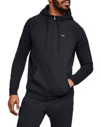 Under Armour - Rival Fleece Training Hoodie - Lyst