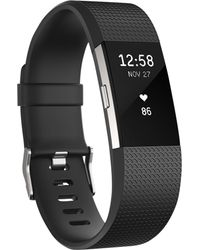 Fitbit - Charge 2 Heart Rate And Fitness Tracking Wristband - Lyst