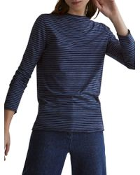 Toast - Cotton Stripe T-shirt - Lyst