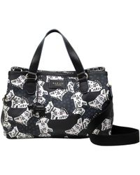 Radley Folk Dog Fabric Medium Grab Bag