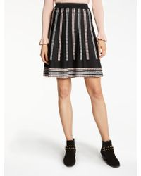 Somerset by Alice Temperley | Jacquard Skirt | Lyst