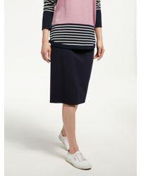 Gerry Weber - Jersey Skirt - Lyst