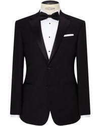 John Lewis - Notch Lapel Basket Weave Regular Fit Dress Suit Jacket - Lyst