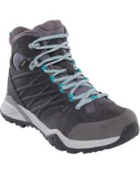 The North Face - Hedgehog Hike 2 Mid Gore-tex Women's Hiking Boots - Lyst