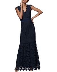 Phase Eight - Sauvan Lace Dress - Lyst
