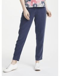 Gerry Weber - Valerie Cropped Trousers - Lyst
