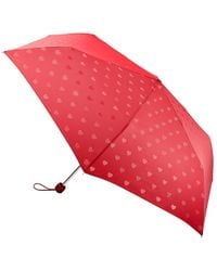 Fulton - Superslim 2 Love Shine Umbrella - Lyst