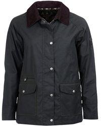 Barbour - Pembrey Waxed Jacket - Lyst