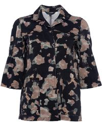 French Connection - Camo Utility Jacket - Lyst