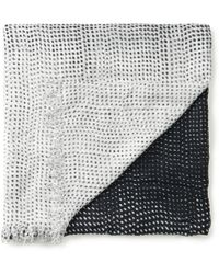 Pure Collection - Ombre Printed Scarf - Lyst