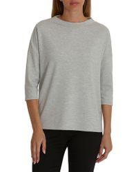Betty Barclay - Oversized Sweatshirt - Lyst