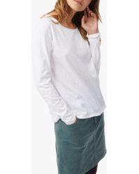 White Stuff - Carly Jersey T-shirt - Lyst