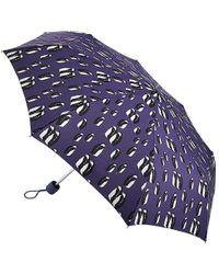 Fulton - Minilite Penguin Pals Umbrella - Lyst