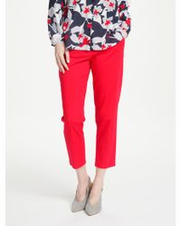 Gerry Weber - 7/8 Cigarette Trousers - Lyst