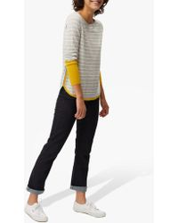 White Stuff - Flurry Stripe Jumper - Lyst