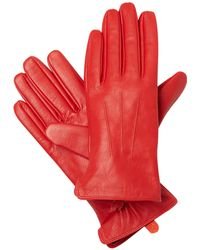 White Stuff - Lola Leather Gloves - Lyst