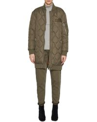 French Connection - Ardis Puffer Jacket - Lyst
