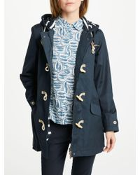 Seasalt - Rain® Collection Seafolly Long Jacket - Lyst