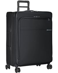 Briggs & Riley - Baseline Large Expandable 4-wheel Spinner Suitcase - Lyst