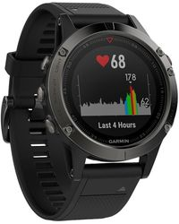 Garmin | Fēnix 5 Gps Multisport Watch | Lyst