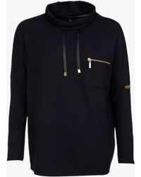 Barbour - International Byway Sweatshirt - Lyst