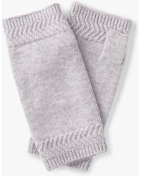 Pure Collection - Cashmere Mitts - Lyst