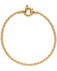 Links of London - Mini Belcher Bracelet - Lyst