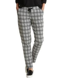 Betty Barclay - Checked Trousers - Lyst