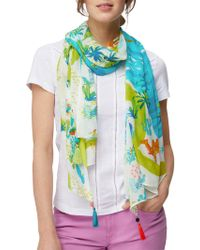 White Stuff - Road Tripping Scarf - Lyst