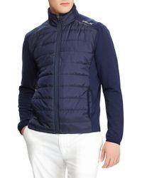 Ralph Lauren | Polo Golf By Cool Wool Rlx Jacket | Lyst