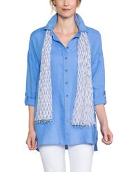East - Oversized Linen Shirt - Lyst