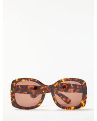 e2709e9fcf Modern Rarity - Chunky Square Sunglasses - Lyst