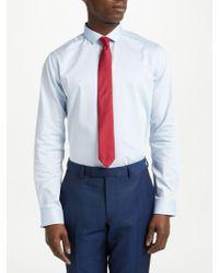 CALVIN KLEIN 205W39NYC - Pixel Weave Silk Tie - Lyst