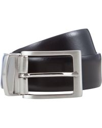 John Lewis - Made In Italy Reversible Belt - Lyst