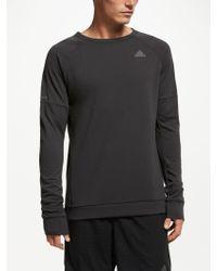4dedd319ec32e adidas Supernova Storm Slim Training Sweat Pants in Black for Men - Lyst