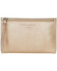 Liebeskind Berlin - Kiwi F8 Leather Pouch Purse - Lyst