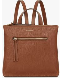 cce7f7032bd4 Fiorelli Tan  finley  Backpack in Brown - Save 20% - Lyst